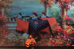 Цыганские песни и испанские ритмы