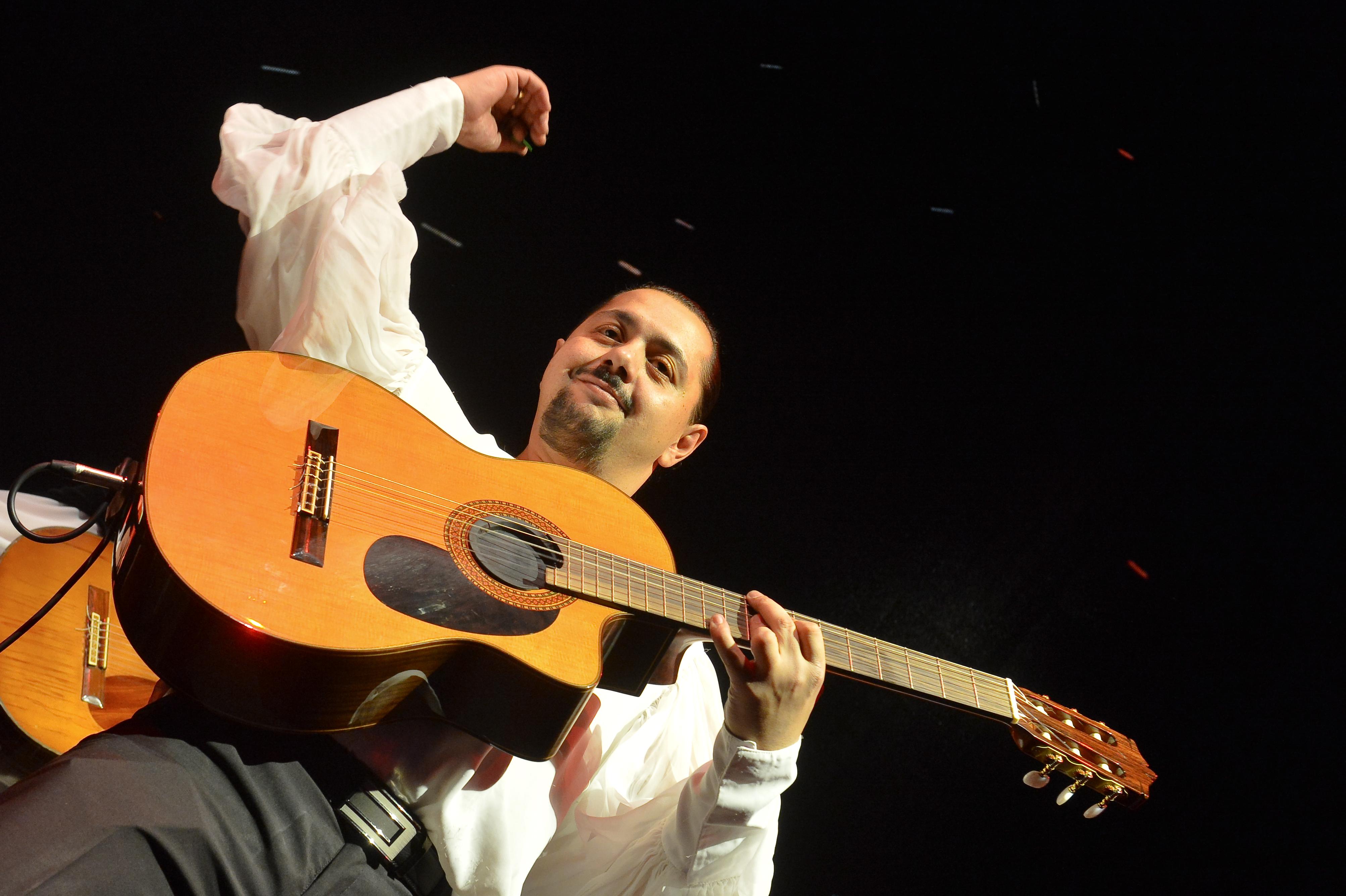 Цыганская гитара