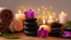 Spa, beauty treatment and wellness backg