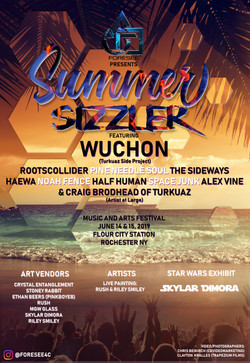 Summer Sizzler Poster 19