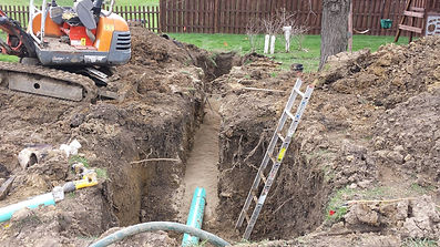 drainage and pipe repair