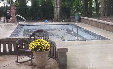 pool deck caulking