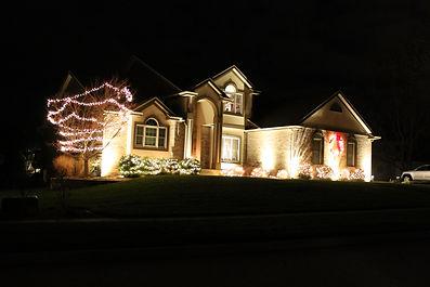 Christmas Lighting Holiday Lighting