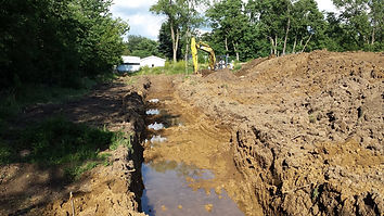 drainage basin work
