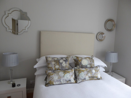 The importance of dressing a Bedroom!