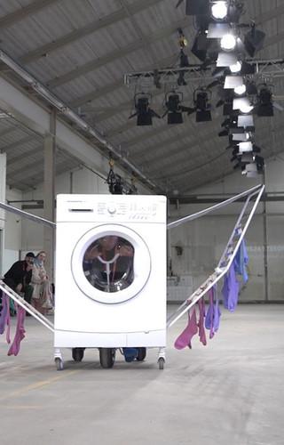 Fashion and laundry