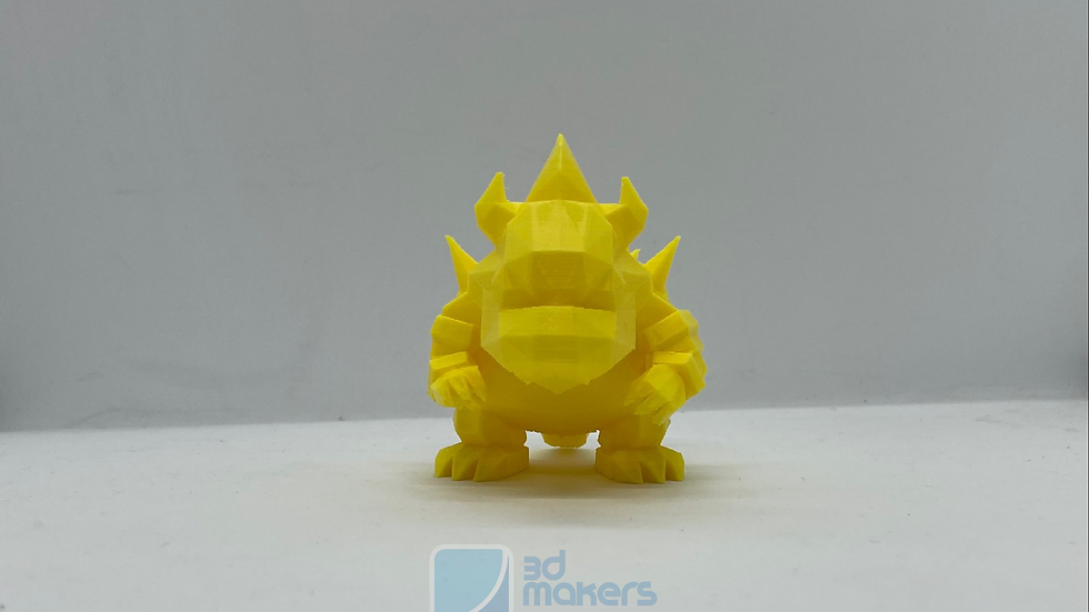 Bowser Low Poly