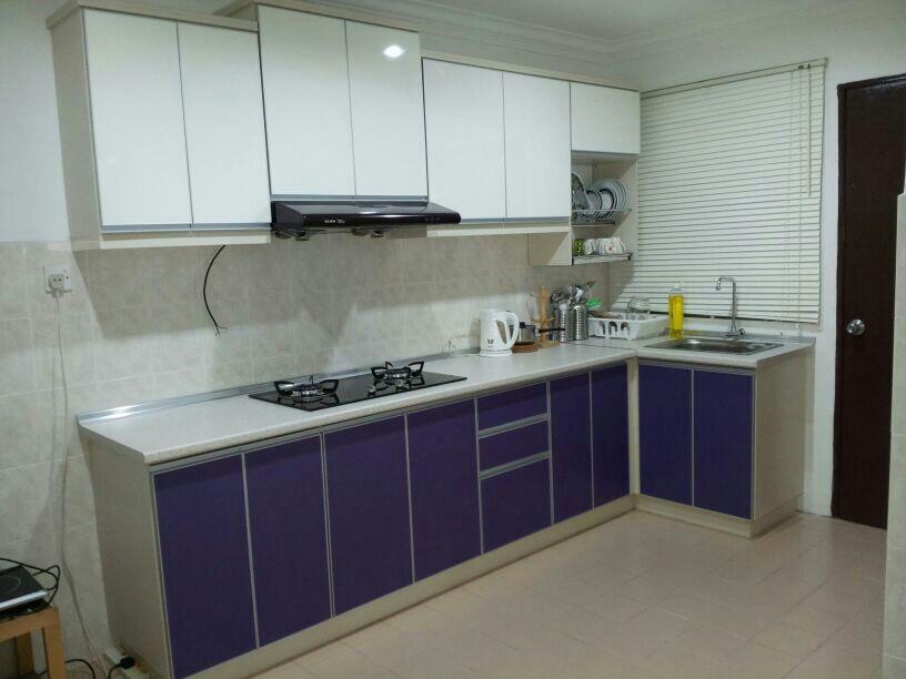 Kabinet Dapur Pasang Siap Melaka