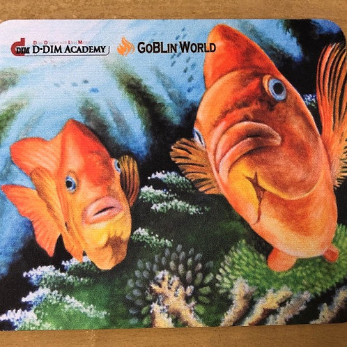 Mouse Pad_Fish
