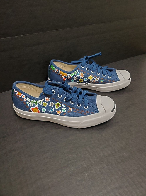 Painted Converse Flowers