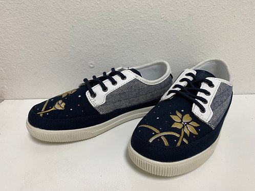 Painted Shoes_Navy 1