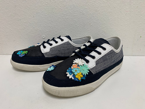 Painted Shoes_Navy 2