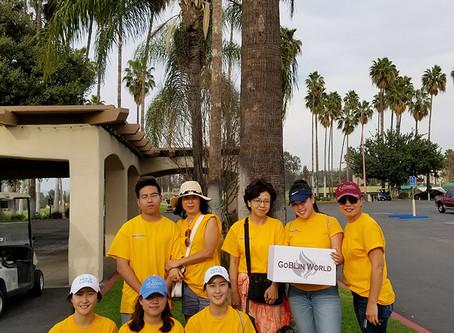 SNU S.California Alumni Golf Tournament Volunteer, March 2018