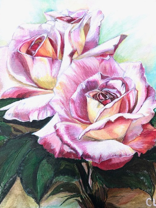 Painting_Rose 2