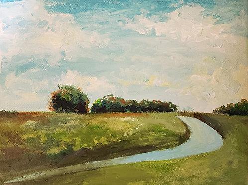 Painting Promenade (8x10)