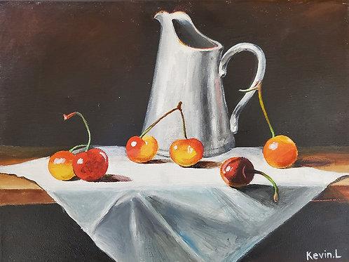 Painting Still Life (9x12)