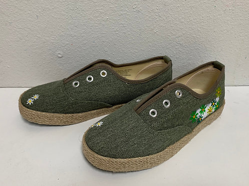 Painted Shoes_Khaki 1