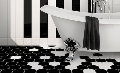 Bathroom Floor Tile