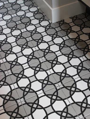 Bold Cement Tile