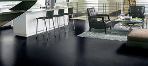 Leather Floor