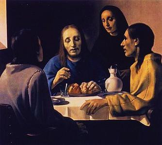The Supper at Emaus