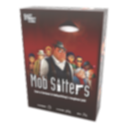 MobSitters Box Art