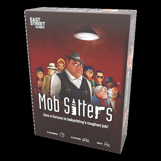 MobSitters Box Art