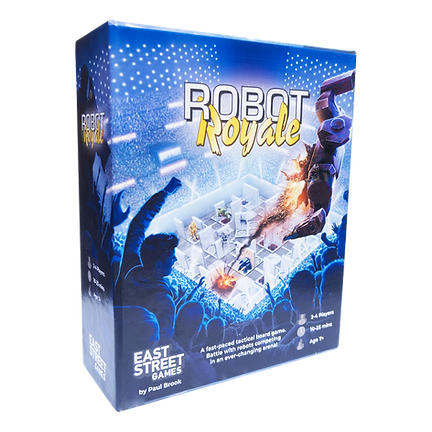 Robot Royale Box Art