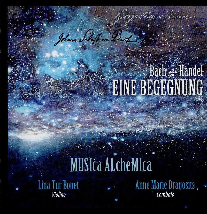 CD Bach Handel