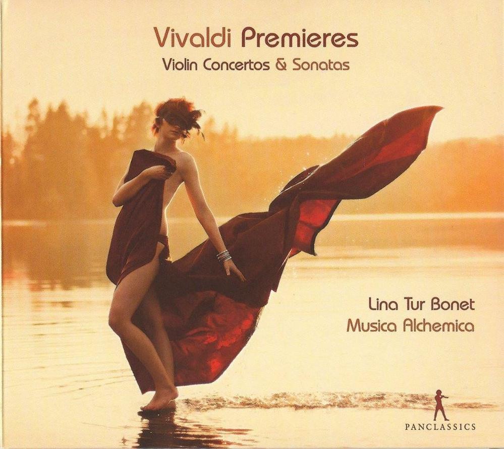 CD Vivaldi premieres