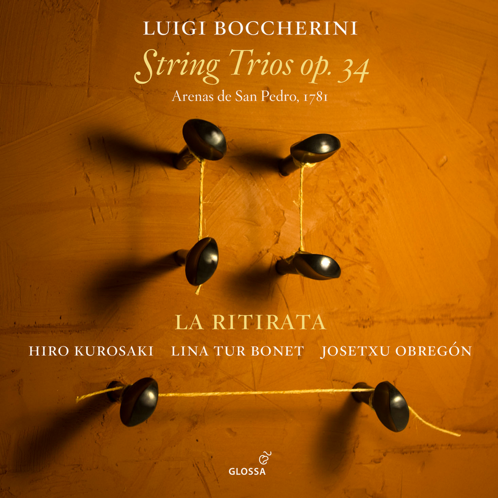 CD Trios Boccherini