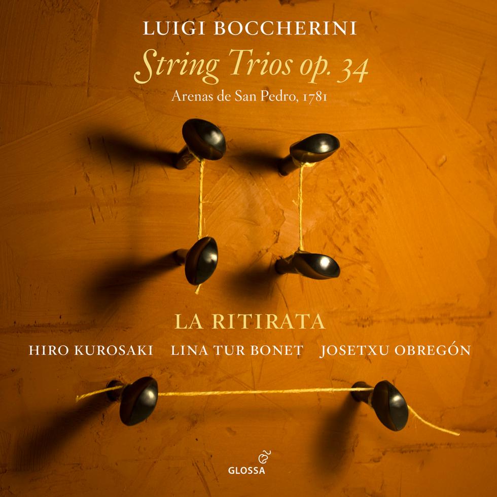 CD Trios Boccherini