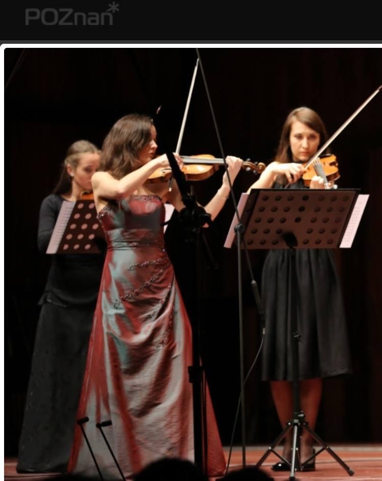 Bach In Polen