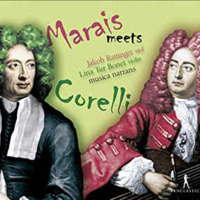 CD Marais meets Corelli