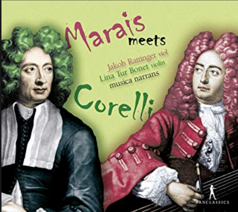 CD Marais meets Corelli