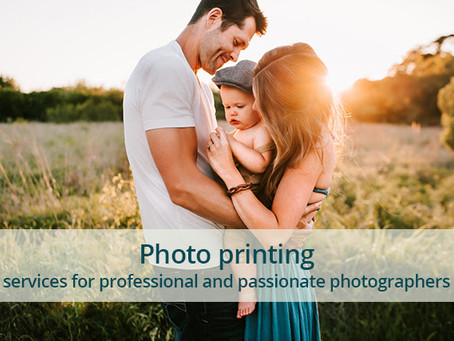 Photo Printing Services for Professional Photographers (and Passionate Amateurs)