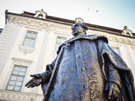 Baron Samuel von Brukenthal is back