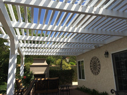Patio Cover.