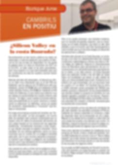 Cambrils en Positiu, Enrique Arce, Silicon Valley, Costa Daurada, Cambrils