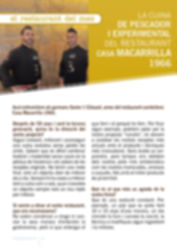 Navegant per Cambrils - Revista de Cambrils - Casa Macarrilla