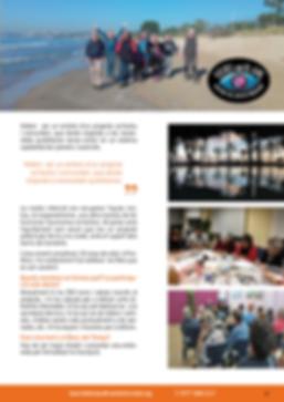 Navegant per Cambrils - Revista de Cambrils - Article del Mes - Cambrils - Article - el banc el temps - temps - banc - comunitat - servei