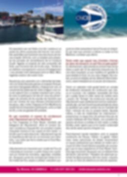 Revista Cambrils, Navegant per Cambrils - Revista de Cambrils - Ajuntament - Revista Gratuïta - Cambrils - club nàutic - Nàutic cambrils - navegació - Jordina Gallinat - mar - esport marítim - vela