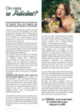 Navegant per Cambrils - Revista de Cambrils - Article del Mes - Organitza't - Nadal - El Nadal en altres països - On neix la felicitat? - felicitat