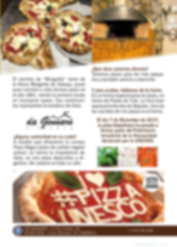 Navegant per Cambrils - Revista de Cambrils - Da Gennaro - Spizzicare