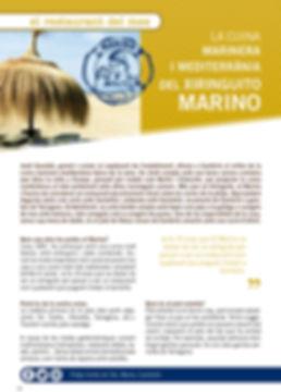 Navegant per Cambrils - Revista de Cambrils - Cambrils - restaurant - xiringuito - platja - marino - pescador - gastronomía - mar