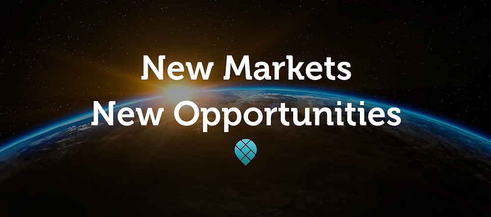 New Markets. New Opportunities.