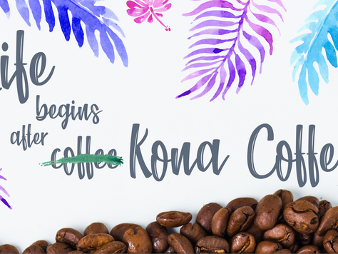 What makes Kona Coffee one of the most popular coffees in the world?