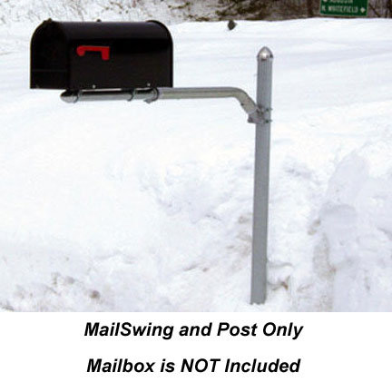 MailSwing & Post - No Mailbox