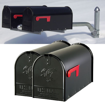 MailSwing Package - Two Box Setup - Medium Boxes
