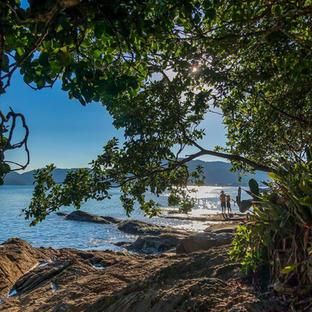 Praia das Vieiras - Porto Belo/SC